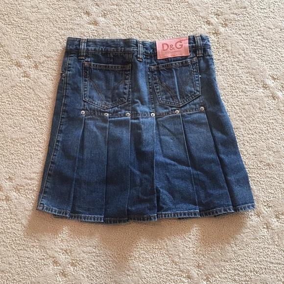 2dd2eb6111 Dolce & Gabbana Skirts | Dolce Gabbana Jeans Skirt | Poshmark